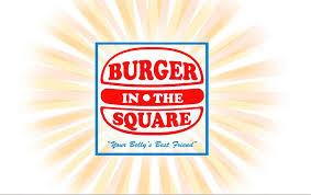 burger in the square